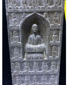 "Stone Carving Buddha 28"""