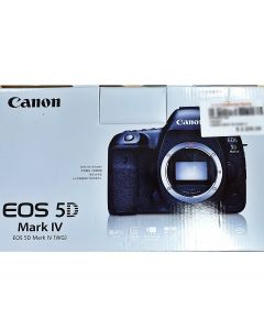 Canon EOS 5D MARK IV BODY Digital Camera, Black