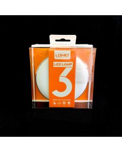 LDNIO LED LIGHT-TOUCH/2 USB PORT/NEW