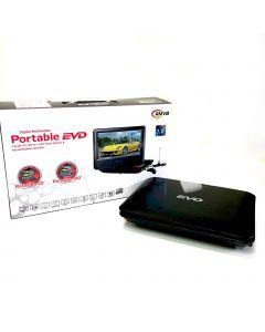 RMVB PORTABLE DVD PLAYER-7''/NEW