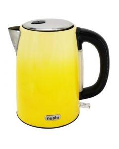 Nushi 1.7L Ombre Kettle NEK-1710 (Yellow)