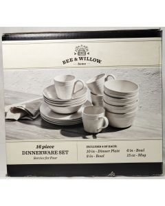 DINNERWARE SET 16PCS NEW