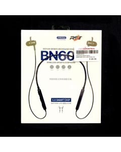 PRODA BN600 EARPHONE W MIC-NEW/WIRELESS