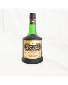 COGNAC Prince Hubert de POLIGNAC 700ML Brandy