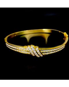 850 Diamond Bangle