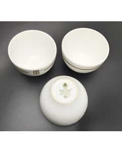 Wedgewood Bone China Tea Cup 3pcs