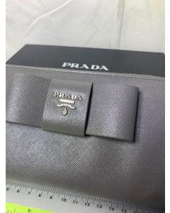 Prada SAFFIANO FIOCCO Prada Wallet