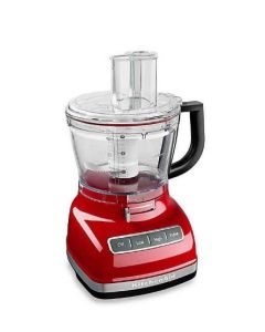KitchenAid KFP1333ER KitchenAid 13-Cup Food Processor with ExactSlice System, Empire Red