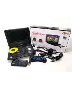 """DVD PLAYER-PORTABLE/7.8""""/NEW"""