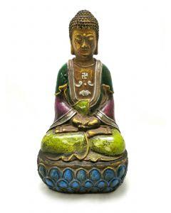 BUDDHA DISPLAY FIGURINE