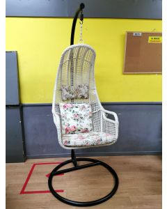 SWING CHAIR-WHT