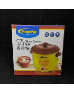 0.7L ELECTRIC SLOW COOKER
