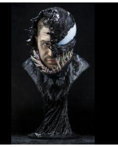 Tiyi Studios  Venom Bust Resin Statue New