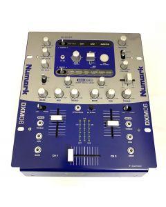 DJ MIXER-ELEC/2CHANNEL/GREY/BLUE