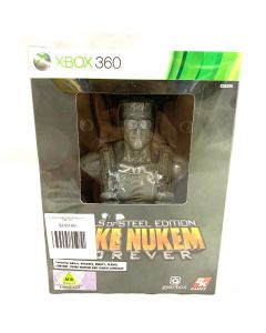 DUKE NUKEM COLLECTOR'S EDITION-GAMING DISC/XBOX360