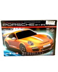 YSN PORSCHE 911 GT3 REMOTE CONTROL CAR-NEW/ORANGE