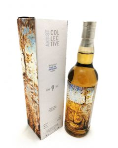 ARTIST COLLECTIVE WHISKY-700ML