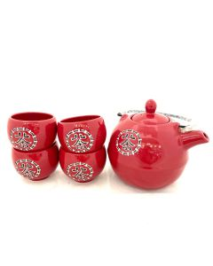 TEASET-CHI/6PC/CHI WWORD/NEW