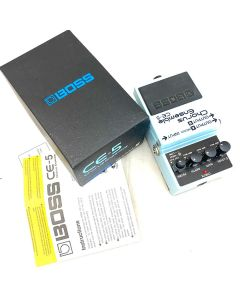BOSS GUITAR GADGET-BATT/CHORUS ENSEMBLE/BLUE