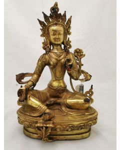 TIBET BUDDHA DISPLAY