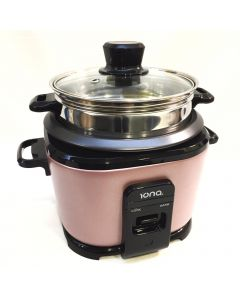 RICE COOKER-1.0L/ELEC/NEW