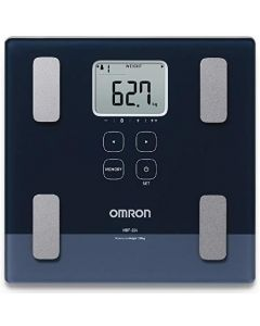 OMRON BATHROOM SCALE-BODY SCAN/1 YEAR WARRANTY