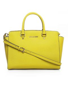 Michael Kors Women Selma Satchel Bag