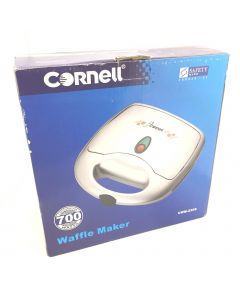Roll over image to zoom in Cornell 2 Slice Waffle Maker, CWM2308