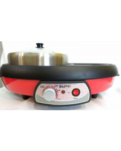 Taiyo Electric Bbq Grill With Steamboat ST58R
