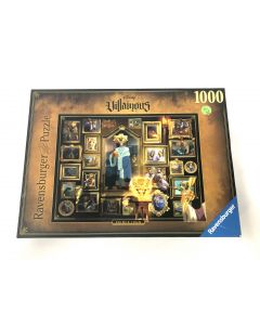 Ravensburger Disney Villainous Prince John 1000 Piece Jigsaw Puzzle for Adults – Every Piece is Unique, Softclick Technology Means Pieces Fit Together Perfectly