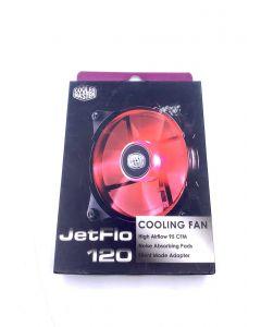 COOLERMASTER JETFIO120 COOLING FAN CPU NEW
