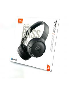 JBL TUNE500 HEADPHONE-BLUETOOTH/RECHAR/BLACK