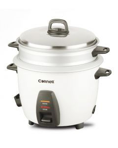 CORNELL RICE COOKER WITH STEAMER-2.8LITERS