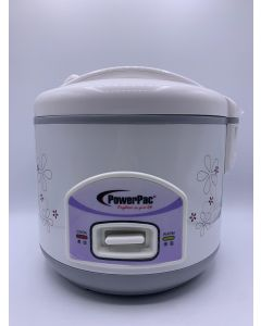 POWERPAC RICE COOKER DELUX-1.2L
