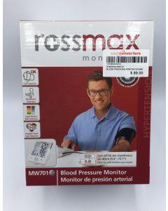 BLOOD PRESSURE MONITER-DIGI/BATT/NEW