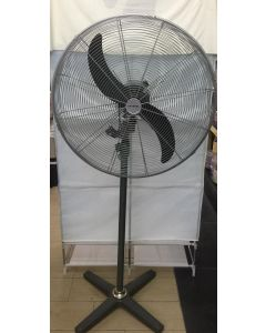 "NATURAL 26"" INDUSTRIAL STAND  FAN"
