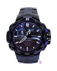 Casio Pro Trek Triple Sensor Tough Solar Watch (PRW-600YT)