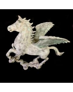 STATUE-PEGASUS/LARGE/VINTAGE/DISPLAY