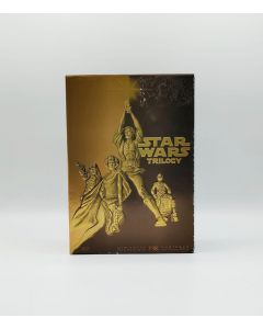 Star Wars Trilogy Gold Box Set Full Screen (Episodes IV V VI)