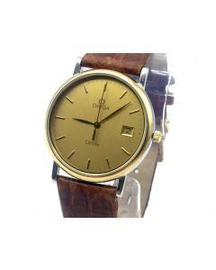 Omega De Ville Quartz men dressing watch
