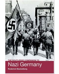 BOOK-THE ROUTLEDGE COMPANION TO NAZI GERMANY (ROU