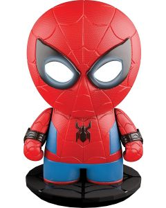 Sphero Adorable app-enabled SpiderMan toy with LCD eyes, speech recognition