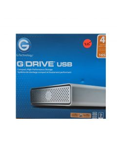 "G-Technology G-DRIVE 4TB 7200RPM G1 USB 3.0 3.5"" Desktop External Hard Drive 0G03596"