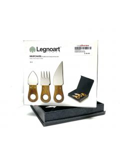 LEGNOART NEUFCHATEL CHEESE KNIVES SET