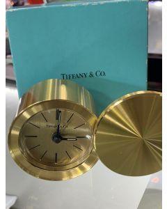 Tiffany & Co Table Clock Quartz