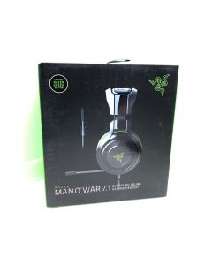 RAZOR MANO WAR 7.1 GAMING HEADSET