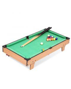 Brand New Wood Mini Pool Billiard Table