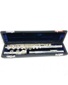 TREVOR JAMES PRIVILEGE III FLUTE-MUSICAL/SILVER PLATED