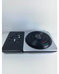 Xbox 360 DJ Hero 2 Turntable Controller