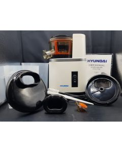 Hyundai Slow Juicer HYSJ-7750 - Higher Juice Yield/ Function to avoid Stuck /Easy to clean /Silence Durable